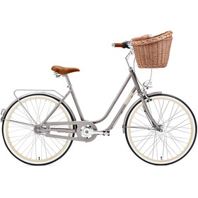Creme Molly LTD Edition - Bicicleta urbana - gris
